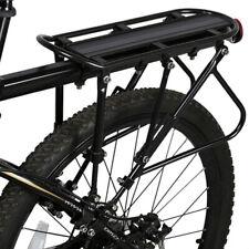 35-50cm 20KG MTB Fahrrad Verstellbar Alu Gepäckträger Trägerhalter Zubehör