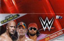WWE 2016 topps MAT - SHIRT - MEDALLION RELIC CARD Singles topps