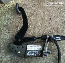 RENAULT LAGUNA Mk2 '01–'07 1.8 Sport Tourer Hydraulic Clutch Pedal 8200002857