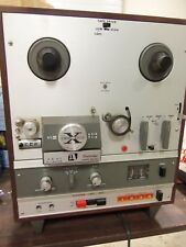 Akai X-1800SD Reel to Reel Tape Recorder W/Amplifier 8 Track Recorder Access Kit
