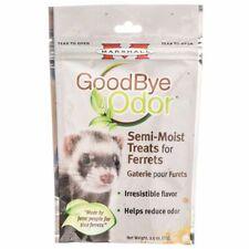 LM Marshall Goodbye Odor Semi-Moist Treats for Ferrets - 2.5 oz