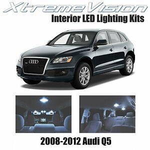 XtremeVision LED for Audi Q5 2008-2012 (12 Pieces) Cool White Premium Interior L