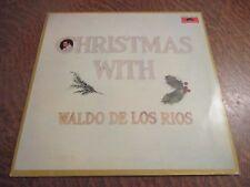 33 tours christmas with WALDO DE LOS RIOS