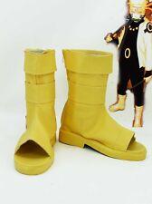 Uzumaki Naruto Shinobi Cosplay Schuhe Kostüm chaussure Costume Shoes Scarpa