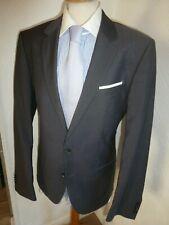 hugo boss grey winter suit halsey style 2 piece fall 38 jacket x 34 trousers