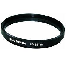 Agfa Photo 58mm UV Ultraviolet  Filter 58
