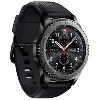 Samsung Gear S3 R760 Frontier Android Smartwatch Fitnesstracker Sportuhr