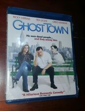 *New & Sealed* Ghost Town (Blu Ray - Region A IMPORT) Ricky Gervais Comedy Movie