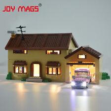 LED Light Kit ONLY For 71006 The Simpsons House Lighting Bricks building 71006