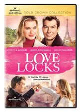 LOVE LOCKS New Sealed DVD Rebecca Romijn Hallmark Channel