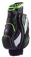 COBRA TEC F6 GOLF BAG - BLACK/GREEN - NEW IN BOX - VALUE PLUS!
