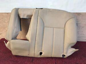 MERCEDES X164 W164 GL450 GL550 GL320 REAR LEFT LEATHER SEAT TOP CUSHION OEM116K