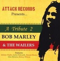 A TRIBUTE 2 BOB MARLEY & THE WAILERS - V/A (NEW & SEALED) CD Reggae Inc Attack