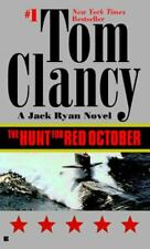 The Hunt for Red October by Clancy, Tom