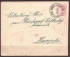 Railway/RPO Postal History Austrian Stamps