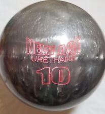 Lot of 4 Columbia 300 10lb Bowling Balls New Age Lunar Silver UV Glow
