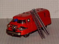 RARE VINTAGE SCHUCO VARIANTO ELEKTRO FIRE TRUCK NR.3117! 100% OPERATIONAL SWEET!