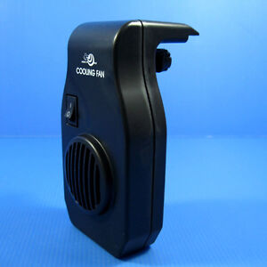Cold Wind COOLING FAN for 36~60cm Tropical Fish tank plants Chiller Marine reef
