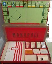 Monopoli Rettangolare Rosso Brevettato vintage SPESE GRATIS