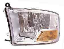 2010 2011 2012 New Dodge RAM 1500 / 2500 / 3500 left driver headlight head light