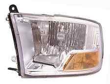 2010 2011 2012 New Dodge RAM 1500 / 2500 / 3500 left driver headlight head light