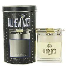 Full Metal Jacket Cologne Perfume For Men 3.4 oz 100 ml Edt Spray New In Box