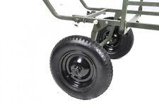 Prestige Carp Porter NEW Model MK2 Triporter Barrow Rear Wheels