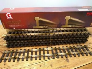 PIKO G SCALE G600 STRAIGHT TRACK 600MM (10 PIECE)   BN   35208