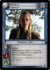 LOTR: Legolas, Greenleaf (P) [Lightly Played] Lord of the Rings TCG Decipher