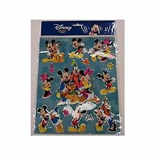 LOT DE 24 planche de STICKERS DISNEY CODE 24811440