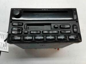 Audio Equipment Radio Am-fm-cd Single Disc Fits 99-05 FORD E150 VAN 1294173