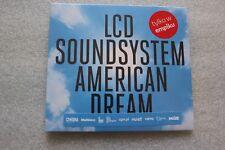 LCD Soundsystem - American Dream CD  Polish Stickers