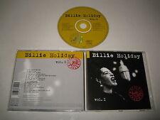 BILLIE HOLIDAY/VOL. I(COLUMBIA/COL 467149 2)CD ÁLBUM
