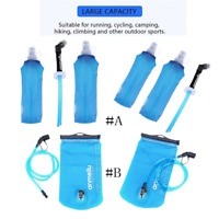0.25-2L Hydration Water Bladder Bag Hydration System Backpack for Camping Hiking