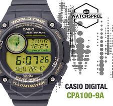 Casio Prayer Alarm Watch CPA100-9A