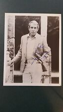 Perry Como-signed photo - JSA coa - 8