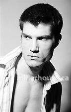 Lenox Fontaine Original B&W 35mm Film Negative Male Model Gay Interest Photo #12