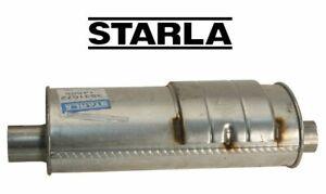 For Volvo 740 760 940 Rear Exhaust Muffler Starla 3531672/14505