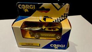 Corgi Juniors Porsche J35/2-1990 NIB-Turbo-In Australia-GB 1:64 Scale-Fantastic.