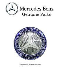 Mercedes w124 w201 190D 260E 300E 400E  500E Grill Badge Emblem Grille Shell
