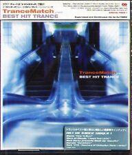 Trance Match presents Best Hit Trance - Japan CD NEW Gouryella Angelic Cygnus X