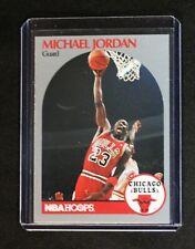 Micheal Jordan 1990 NBA HOOPS Chicago Bulls 65 FREE SHIPPING!!
