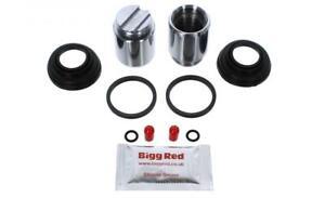 for LANCIA DEDRA REAR L & R Brake Caliper Seal Repair Kit +Pistons (BRKP586)