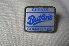 More details for rare butlin's guest committee pin lapel badge,free u.k.p&p
