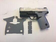 Handleitgrips Gray Textured Rubber Gun Grip Wrap for Smith & Wesson Sd9 Ve /Sd40
