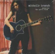 Michelle Branch Selections From The Spirit Room PROMO w/ Artwork MUSIC AUDIO CD