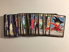 Dragon Ball Card Game Reg Set Part 1 80/80