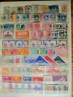 SPAIN 🇪🇸 older COLLECTION 1100 ALL diff. STAMPS! from stock book. many scarce.