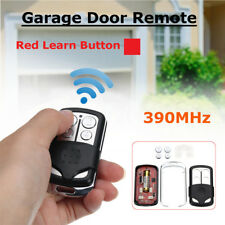 4 Buttons Garage Door Gate Remote Control Key For Liftmaster Chamberlain 390MHz