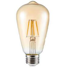LED Glühbirne Filament ST64 E27 Edison Retro Vintage Warmweiß Dekoration